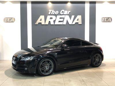 Audi TT Coupe 2.0 TFSI Black Edition 2dr