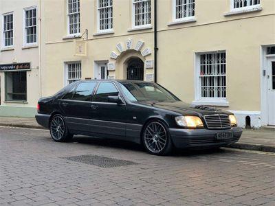 Mercedes-Benz S Class Limousine 6.0 S600 4dr