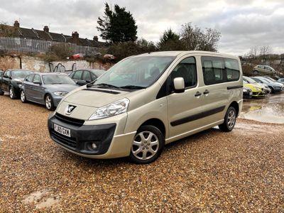 Peugeot Expert Tepee MPV 2.0 HDi Leisure L1 5dr (5/6 seats)
