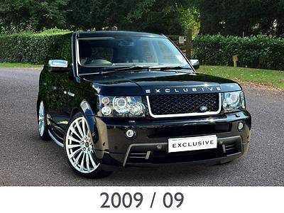Land Rover Range Rover Sport SUV Stormer SE EXCLUSIVE HST Edition