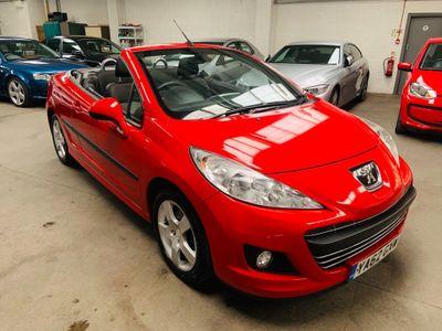 Peugeot 207 CC Convertible 1.6 HDi FAP Active 2dr