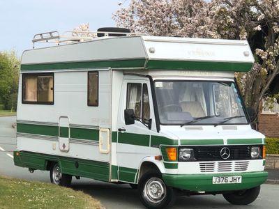 Mercedes-Benz 208D 2.3 Diesel Manual Motorhome Motorhome 208D 2.3 Diesel Manual Motorhome