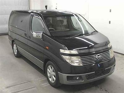 Nissan Elgrand MPV XL 3.5 LEATHERS CRUISE CONTROL