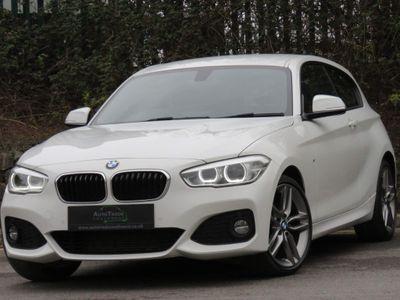 BMW 1 Series Hatchback 2.0 120d M Sport Sports Hatch (s/s) 3dr