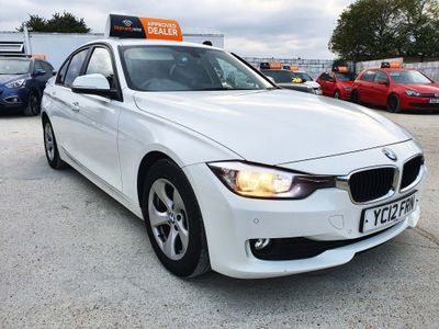 BMW 3 Series Saloon 2.0 320d EfficientDynamics BluePerformance 4dr
