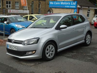 Volkswagen Polo Hatchback 1.2 TDI BlueMotion 5dr