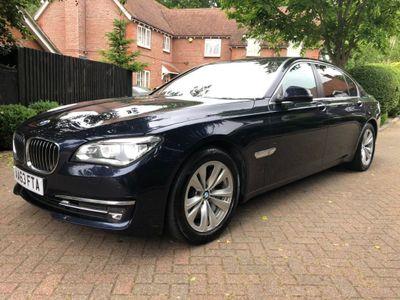 BMW 7 Series Saloon 4.4 750Li SE (s/s) 4dr