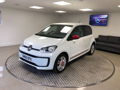 Volkswagen up! Hatchback 1.0 up! beats 5dr