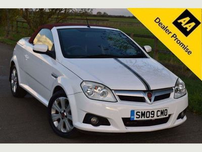 Vauxhall Tigra Convertible 1.4 i 16v Sport Rouge 2dr