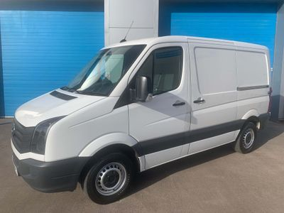 Volkswagen Crafter Panel Van 2.0 TDI CR35 Panel Van 4dr (SWB)