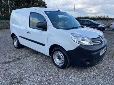 Renault Kangoo Panel Van 1.5 dCi ML19 Business L2 H1 EU5 5dr