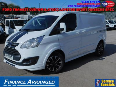 Ford Transit Custom Panel Van SOLD SOLD SOLD
