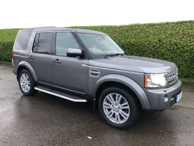 Land Rover Discovery 4 SUV 3.0 TD V6 HSE 4X4 5dr