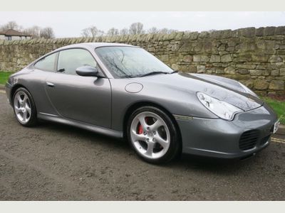 Porsche 911 Coupe 3.6 996 Carrera 4S AWD 2dr