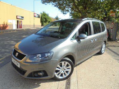 SEAT Alhambra MPV 2.0 TDI SE Lux DSG 5dr
