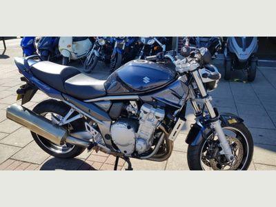 Suzuki Bandit 1250 Naked GSF1250 Bandit Street Fighter