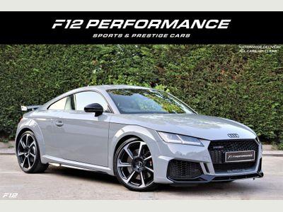 Audi TT RS Coupe 2.5 TFSI Sport Edition S Tronic quattro (s/s) 3dr