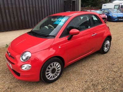 Fiat 500 Hatchback 1.3 MultiJet Pop Star (s/s) 3dr