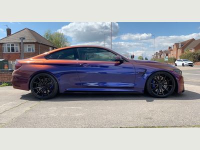 BMW M4 Coupe 3.0 BiTurbo DCT (s/s) 2dr