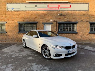 BMW 4 Series Coupe 2.0 420d M Sport Auto 2dr