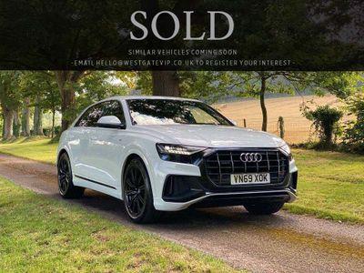 Audi Q8 SUV 3.0 TDI V6 50 S line Tiptronic quattro (s/s) 5dr