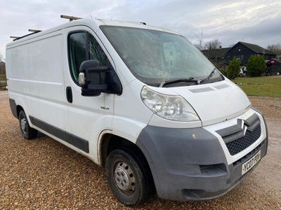 Citroen Relay Panel Van 2.2 HDi 30 L2 Panel Van 4dr