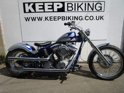 Harley-Davidson Softail Custom Cruiser 1350 FXST Softail Standard
