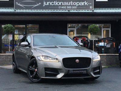Jaguar XF Saloon 2.0d R-Sport Auto (s/s) 4dr