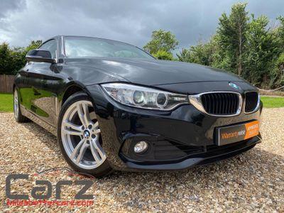 BMW 4 Series Coupe 2.0 428i SE 2dr