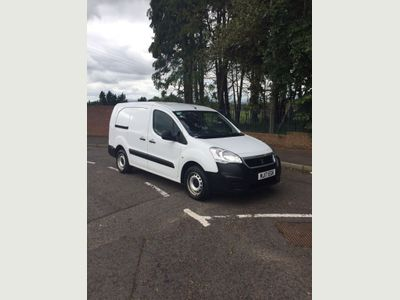 PEUGEOT PARTNER Panel Van 1.6 BlueHDi (Eu6) S L2 756 6dr