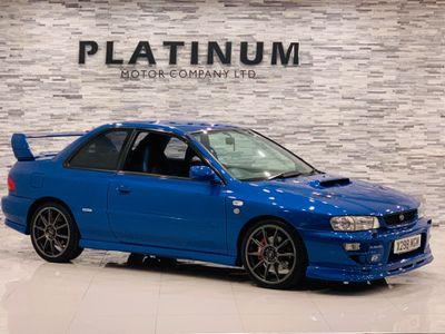 Subaru Impreza Saloon 2.0 P1 Limited Edition 2dr