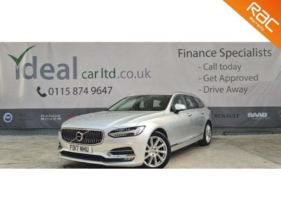 Volvo V90 Estate 2.0 D4 Inscription Auto (s/s) 5dr