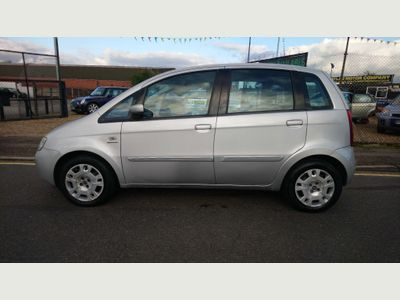 Fiat Idea Hatchback 1.4 16v Dynamic 5dr