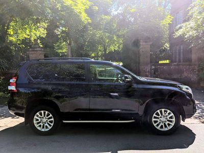 Toyota Land Cruiser SUV 3.0 D-4D Icon 5dr (7 Seats)