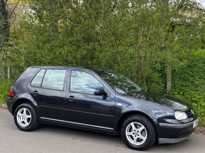 Volkswagen Golf Hatchback 1.6 Final Edition 5dr
