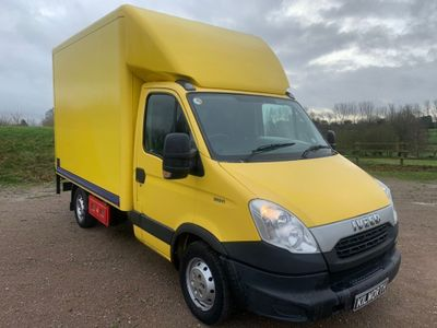 Iveco Daily Chassis Cab 2.3 TD 35S11 Chassis Cab 2dr (MWB)