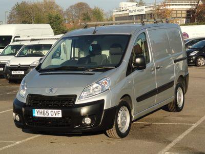 Peugeot Expert Panel Van 2.0 HDi (EU5) L1 H1 4dr