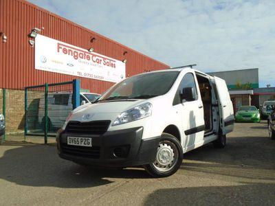 Peugeot Expert Panel Van 2.0 HDi (EU5) L1 H1 Professional SWB 4dr