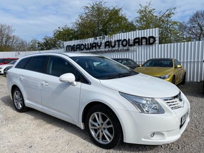 Toyota Avensis Estate 1.8 V-Matic TR M-Drive S 5dr