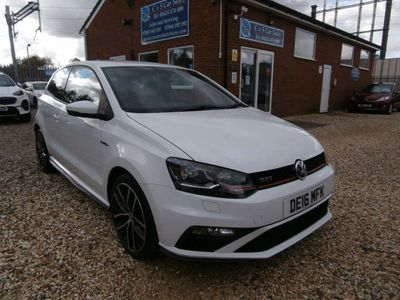 Volkswagen Polo Hatchback 1.8 TSI BlueMotion Tech GTI (s/s) 3dr
