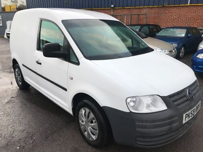 Volkswagen Caddy Panel Van 1.9 TDI PD C20 Panel Van 4dr