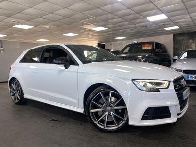 Audi S3 Hatchback 2.0 TFSI Black Edition quattro (s/s) 3dr