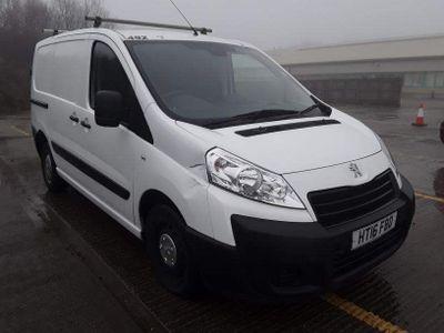 Peugeot Expert Panel Van 1.6 HDi (EU5) L1 H1 Professional 4dr