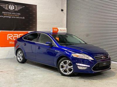 Ford Mondeo Hatchback 2.0 TDCi ECO Titanium X Business 5dr