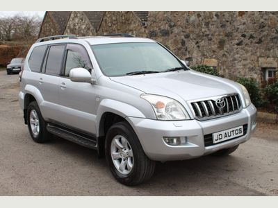 Toyota Land Cruiser SUV 3.0 D-4D Invincible 5dr