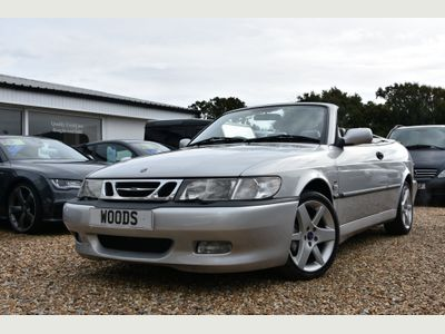 Saab 9-3 Convertible 2.0 HOT Aero 2dr