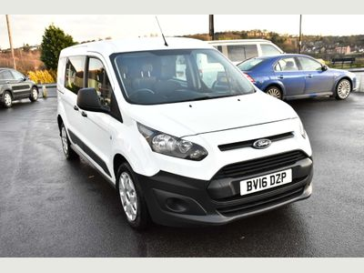 Ford Transit Connect Other 1.5 TDCi 230 L2 DCiV 6dr (5 Seat)