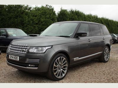 Land Rover Range Rover SUV 4.4 SD V8 Autobiography Auto 4WD 5dr LWB