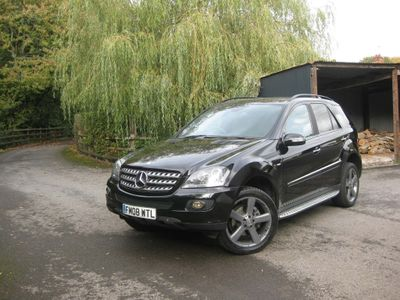Mercedes-Benz M Class SUV 3.0 ML280 CDI Edition 10 7G-Tronic 5dr