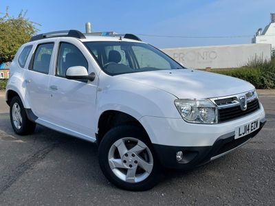 Dacia Duster SUV 1.5 DCI Laureate 110 5Dr